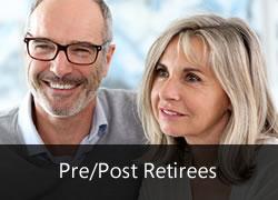 Pre/Post Retirees