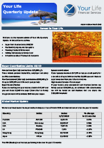 Your Life Financial Services Newsletter Autumn Edition 2019